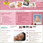 Informations Portal für Schwangere und Mamis