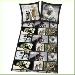 Kinderbutt – Baumwolle Bettwäsche mit Motiven für Kinder