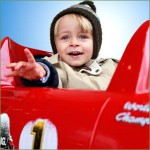Kettcar fahren ist nicht nur was für Kinder