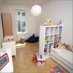 Kinderzimmergestaltung via selbstklebenden Fototapeten
