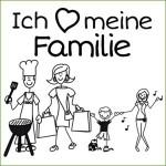 We are Family – zeigen Sie es allen