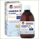 Das neue OMEGA-3 junior von Doppelherz nun auch für Kids