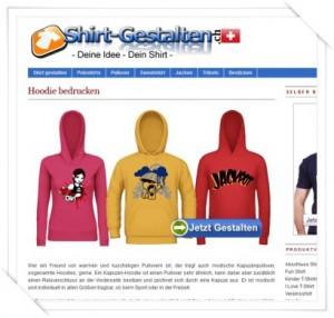 shirt-gestalten